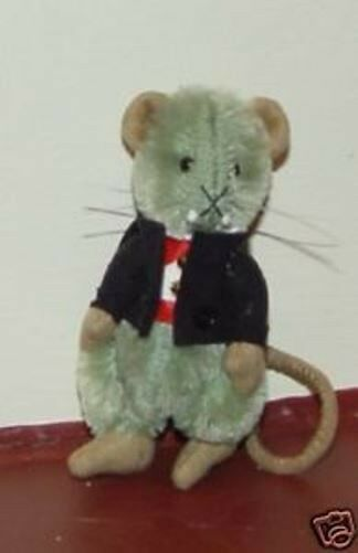 DEB CANHAM   COUNT VLAD  MINI MICE  LIMITED EDITION