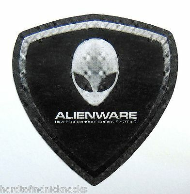 Alienware High Performance Gaming Systems Sticker 30 x 31mm [728]