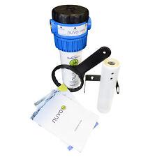 NuvoH2O Studio Salt-Free Water Softener 20,000 Gal.