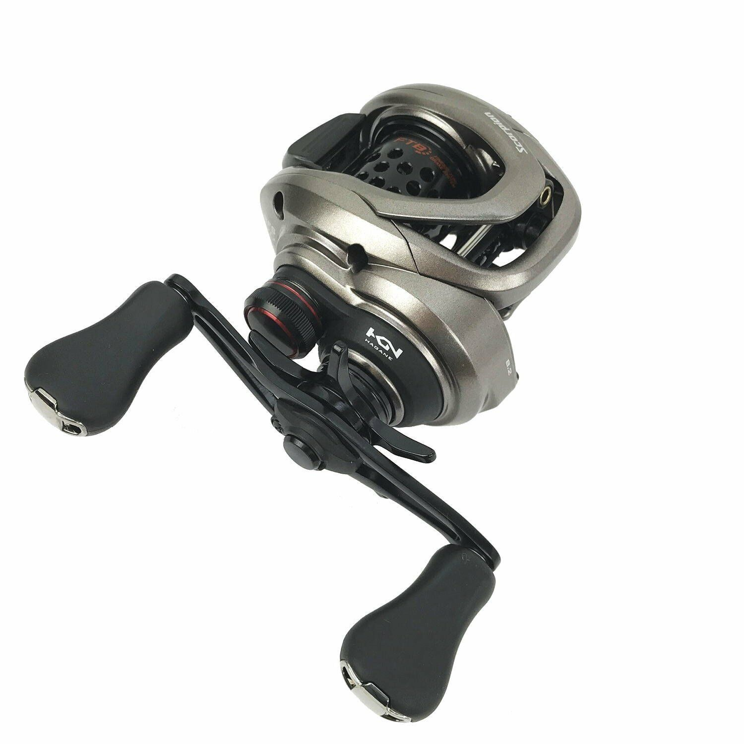 Shimano Baitcasting Reel 17 SCORPION BFS  XG Right from japan 【Brand New in Box】