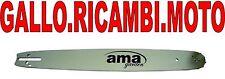LAMA BARRA LAMINATA PER MOTOSEGA 3/8 12'' 050'' 1.3 MAGLIE 45 LUNGHEZ. 30 cm AMA