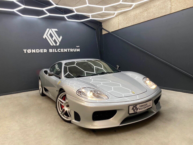 Ferrari 360 3,6 Modena 2d - 1.249.500 kr.