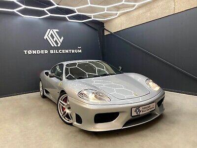 Annonce: Ferrari 360 3,6 Modena - Pris 1.249.500 kr.