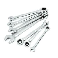 7-Piece Husky Ratcheting MM Combination Wrench Set
