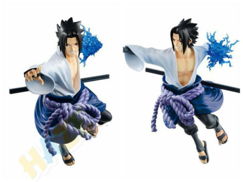 Naruto Uchiha Sasuke Figure Statue Anime Naruto Figure Figurine Model Toys 20cm