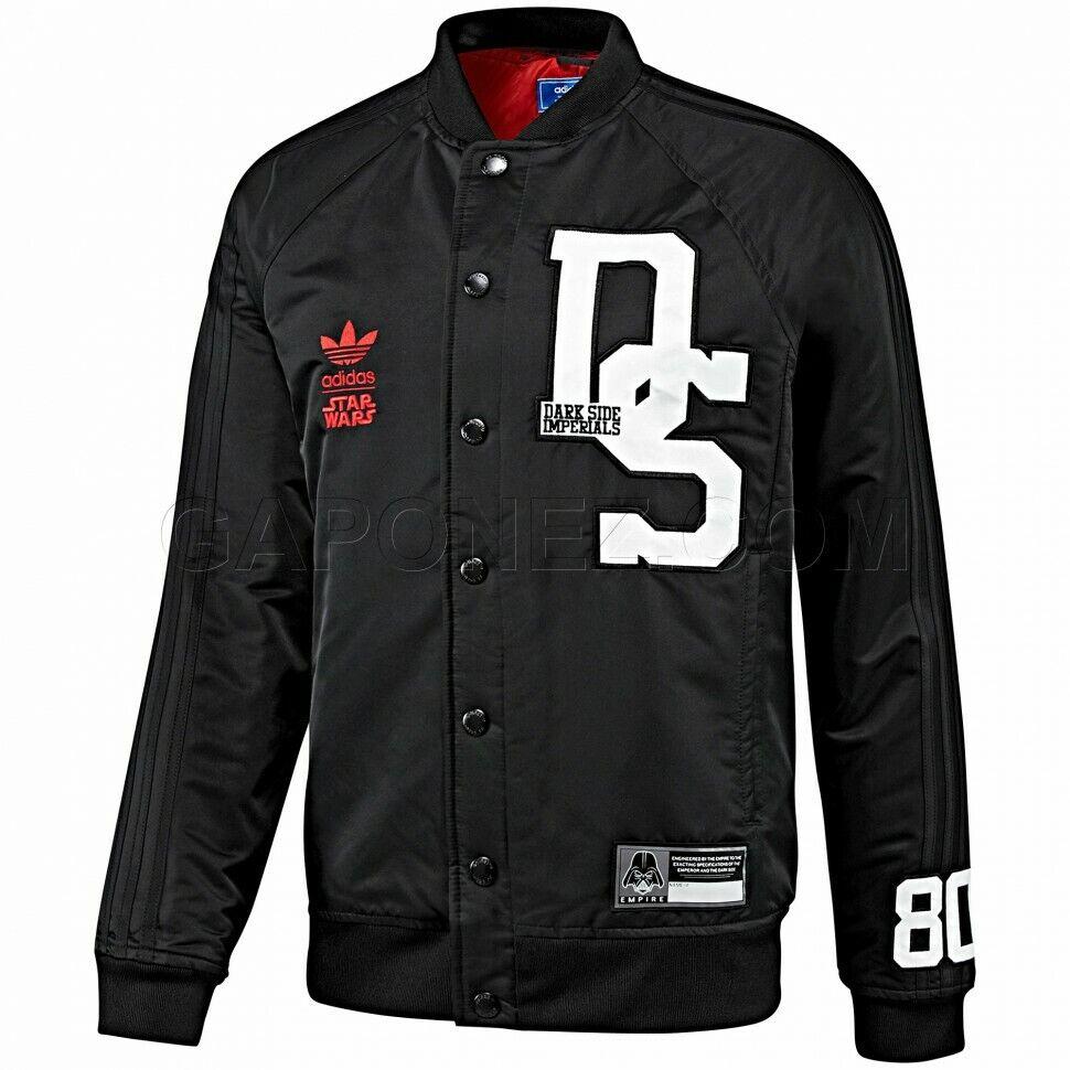 NEU Adidas Original StarWars Iconic schwarz Jacke Herren