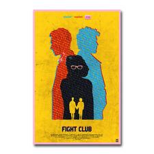 """Brad Pitt Art Print Classic Movie 24/""""x40/"""" Poster 005 Fight Club"""
