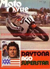 MOTO REVUE 2164 KAWASAKI 400 S3 CCM 600 BULTACO 325 Trial AGOSTINI DAYTONA 1974