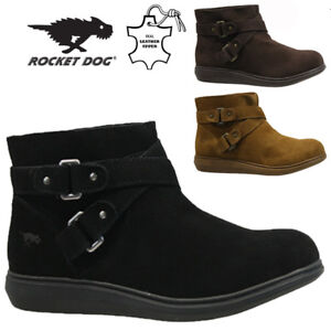 ROCKET-DOG-LADIES-LEATHER-WINTER-SNOW-WARM-WALKING-HIKING-ANKLE-BOOTS-SHOES-SIZE