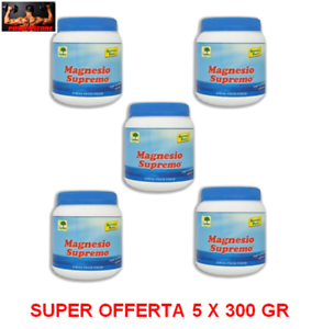 MAGNESIO-SUPREMO-NATUREL-POINT-5-x-300-GR-REVIGORANT-PSYCHO-FISICO