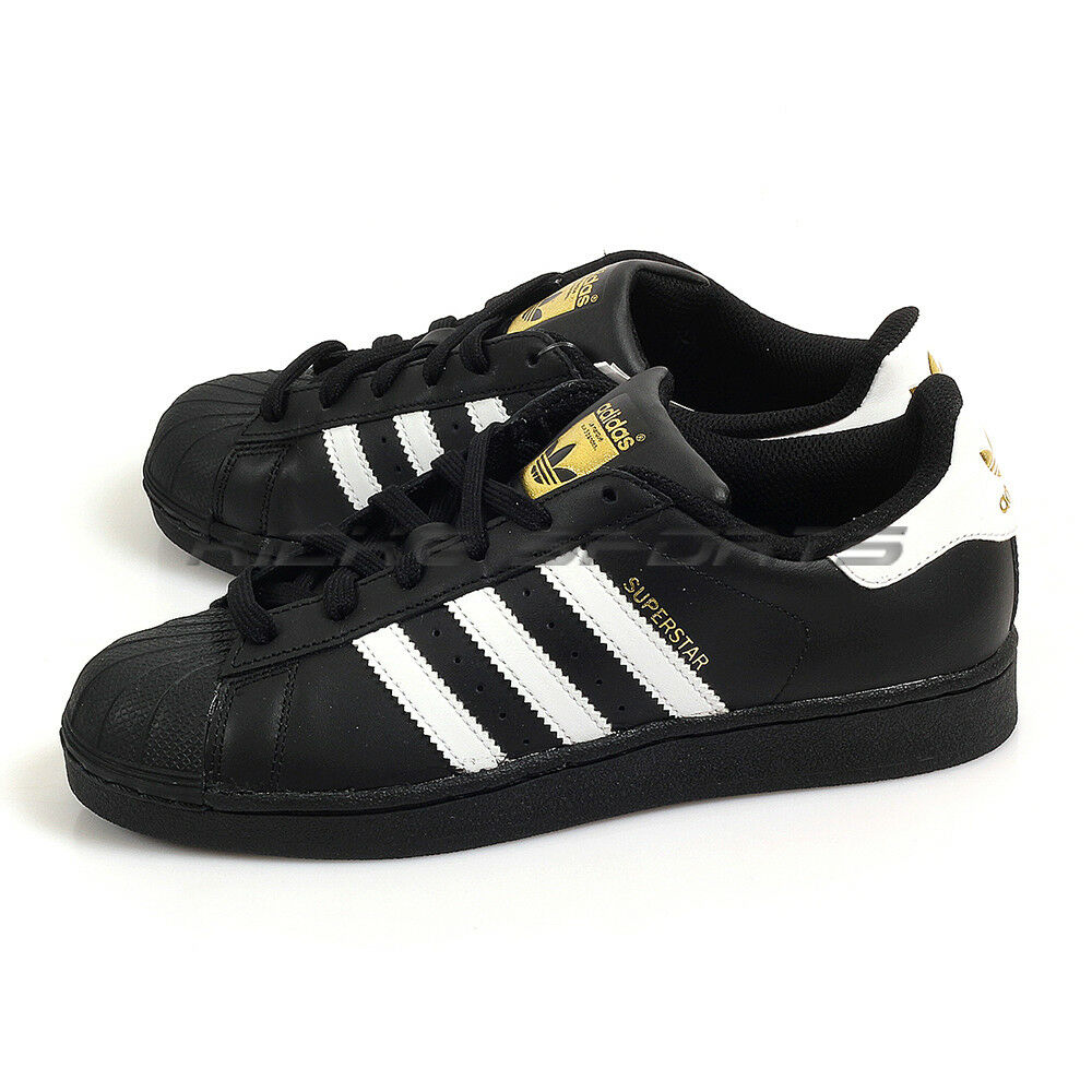 Adidas Originals Superstar Foundation Noir/blanc Classic Lifestyle B27140