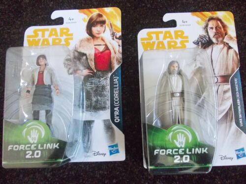 """Star Wars  3.75/"""" Force Link Action Figure Toys  use drop menu to select  FREE PP"""
