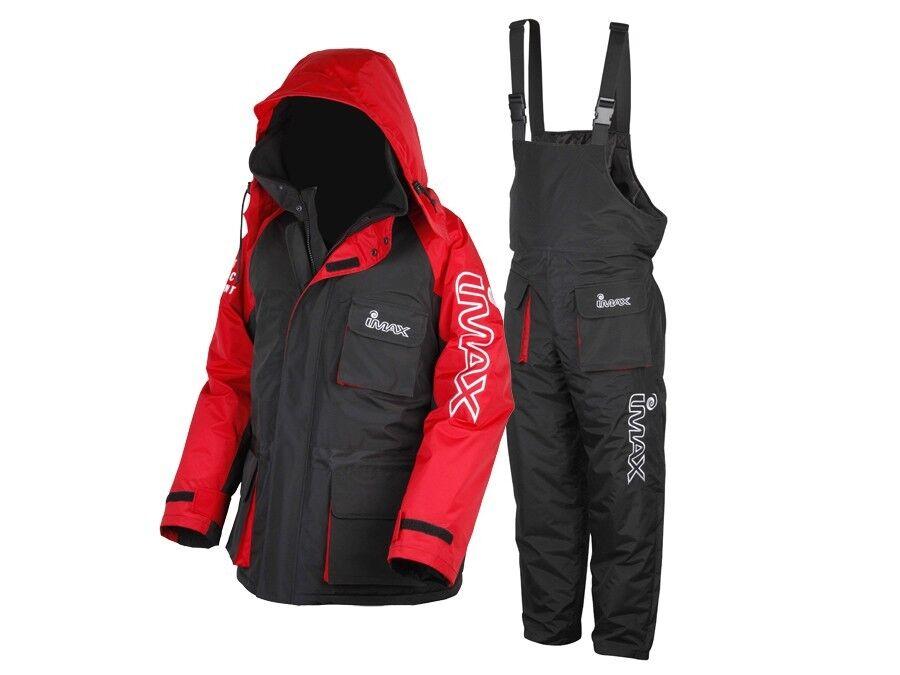 Imax Thermo Suit Jacket & Salopetts Größe  M-XXL 100% Waterproof