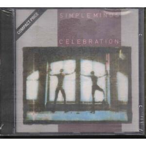 Simple Minds CD Celebration / Virgin CDV 2248 Sigillato 5012981224820