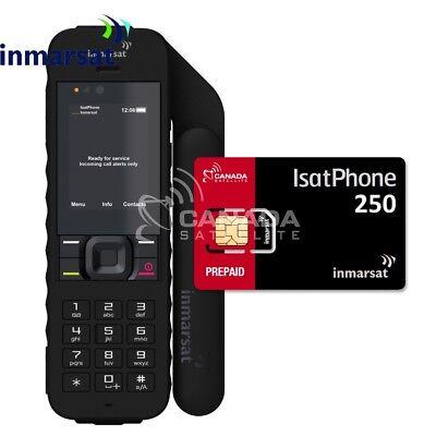 Inmarsat IsatPhone 2 Satellite Phone + 250 Minute Bundle + Free Shipping!!!