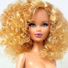 2010 Nude Barbie Basics Black Label Model No.03 Collection 002