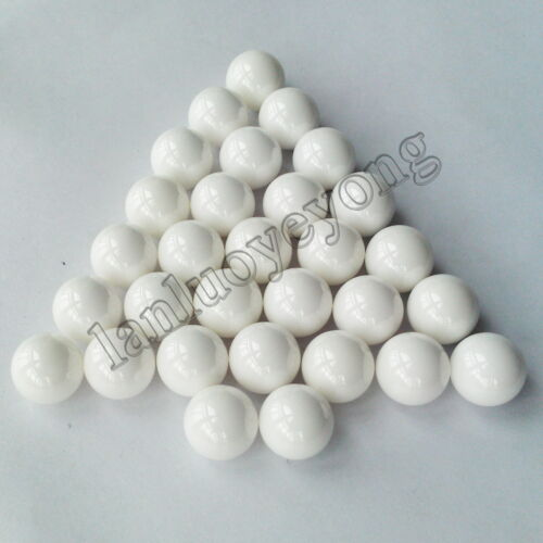 500pcs Dia 1//16/'/' 1.588mm Ceramic Bearing  Ball ZrO2  Zirconia Oxide Ball