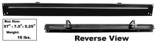 1963-66 CHEVY PU BED REAR CROSS SILL 63-66 STEPSIDE