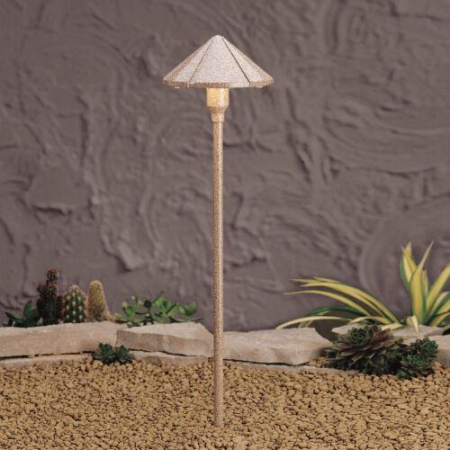 Kichler 15826BE Beach Landscape Path Light 12 Volt LED 4 Watt in 3000K
