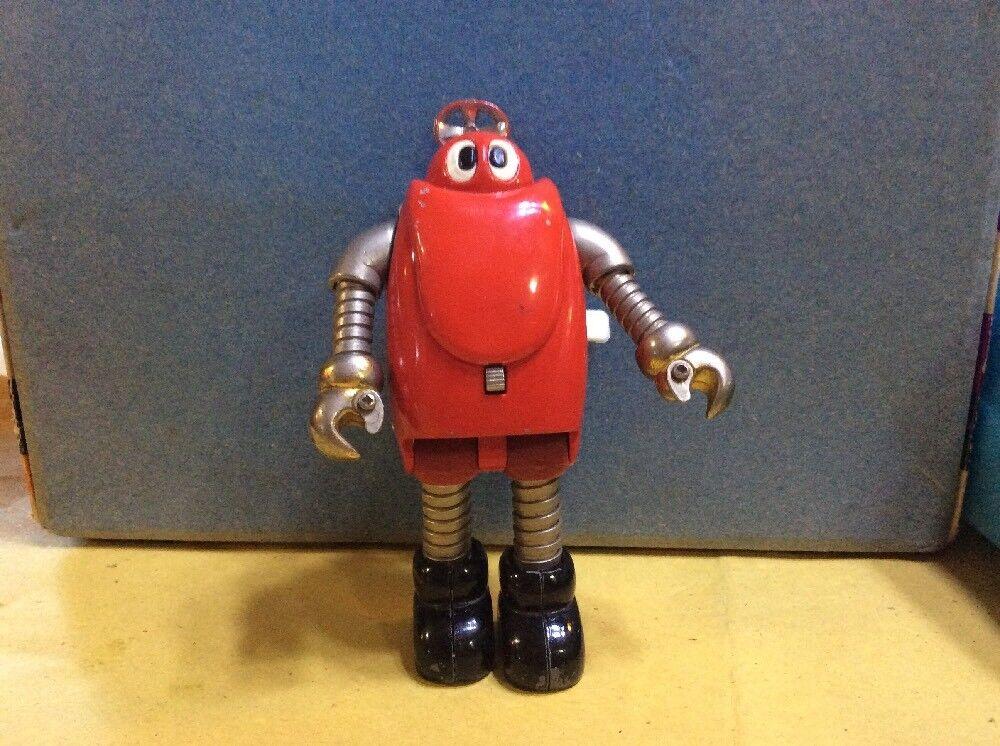 Poppy GA 38 Mechanic Robocon Chogokin Anni 70  Made In Japan