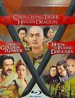 Crouching Tiger Hidden Dragon/curse 0043396323629 With Andy Lau Blu-ray