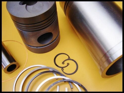 Laufbuchse URSUS C-335 /> Kolben Ø 102mm Kolbenringsatz Kolbenbolzen
