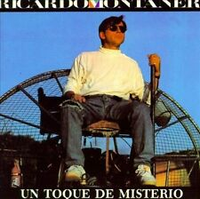 Un Toque De Misterio by Ricardo Montaner (CD, Rodven Records)