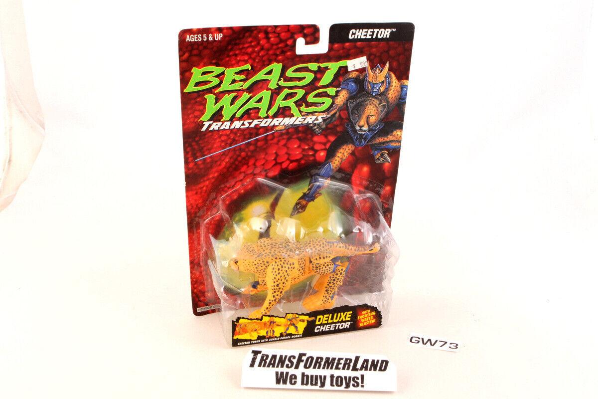 Cheetor Sigillato Misb Mosc Deluxe Bestia Guerre di Transformers