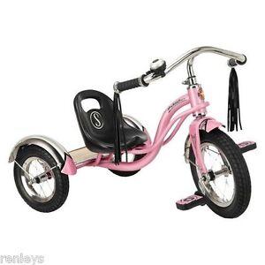 12 schwinn roadster 2 4 years baby kid retro tricycle. Black Bedroom Furniture Sets. Home Design Ideas