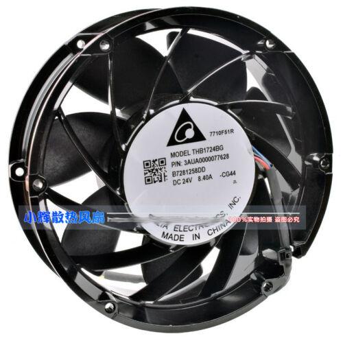 About Delta THB1724BG 17cm 17251 24V 8.40A ABB ACS880 R9 Inverter Fan