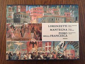 Ambrogio-Lorenzetti-Mantegna-Piero-Della-Francesca-3-Volumes-Hazan