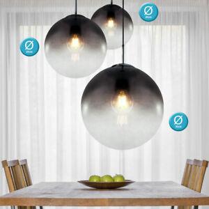 runde Design Decken Flur Leuchte Lampe Strahler Glas Wohn Schlaf Zimmer Kugel