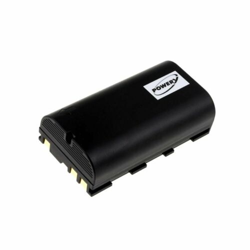 Akku für Leica TPS1200 2200mAh 7,4V 2200mAh//16Wh Li-Ion Schwarz