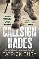 Callsign Hades, Patrick Bury, Paperback, New