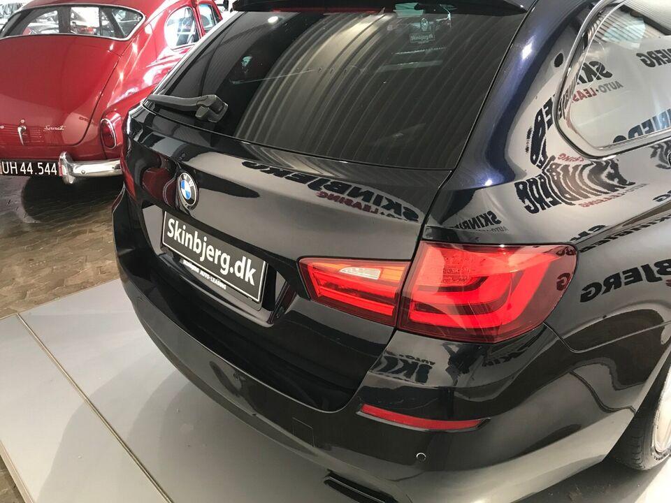 BMW M550d 3,0 Touring xDrive aut. Van Diesel aut.