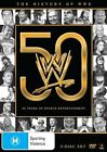 The WWE - History Of WWE - 50 Years of Sports Entertainment (DVD, 2013, 3-Disc Set)