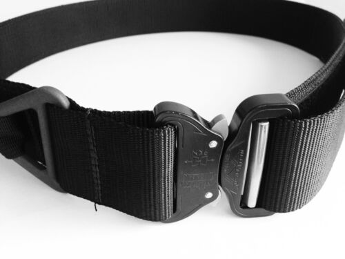 Med Tactical Military Assault Gear Cobra Buckle Riggers Belt