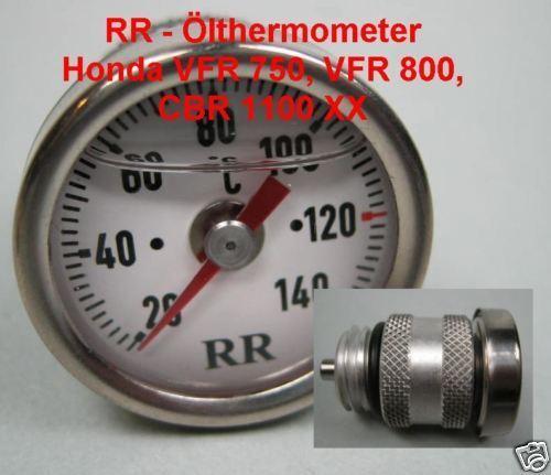 CBR1100 Blackbird SC35 RR Ölthermometer Honda CBR 1100 oiltemperature gauge
