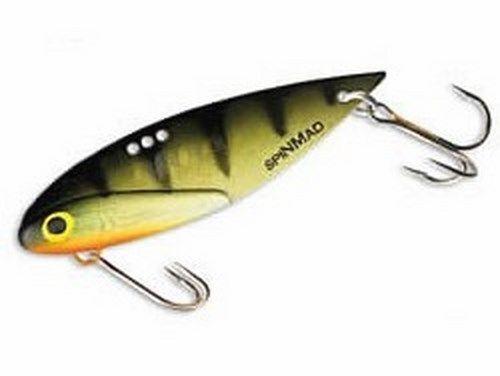 SpinMad King 12g 70mm Cicada blade baits Predator fishing Many colours