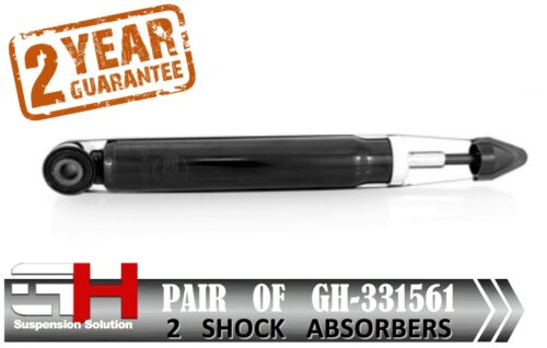 2 NEW REAR SHOCK ABSORBERS FOR BMW 5 E61 TOURING 05.2003-/>//GH-331561K//