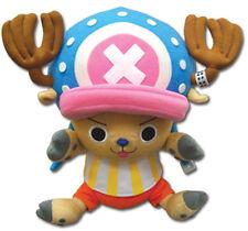 NEW One Piece (GE-52500) - New World Tony Chopper Authentic Stuffed Plush Doll