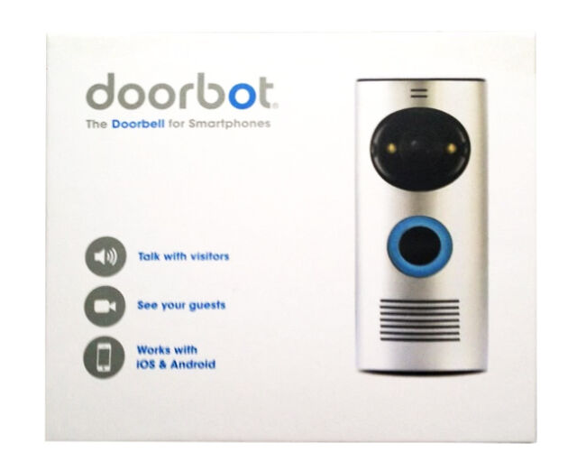 Doorbot Wi Fi Enabled Smart Doorbell