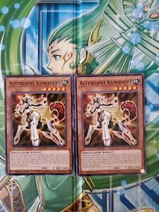Altergeist Kunquery CIBR-EN015 Common Yu-Gi-Oh Card English 1st Edition New