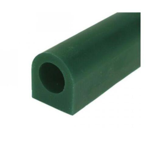 Anneau vert cire T100 plat verso tube 25mm flat side 28mm haut cire casting TC0126