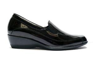 Caricamento dell immagine in corso Melluso-linea-comoda-scarpe-da-donna-in -vernice- 24736acb585