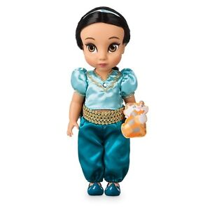 Oficial-Disney-Store-Jazmin-ALADDIN-Animator-Coleccion-Muneca-39cm-Alto