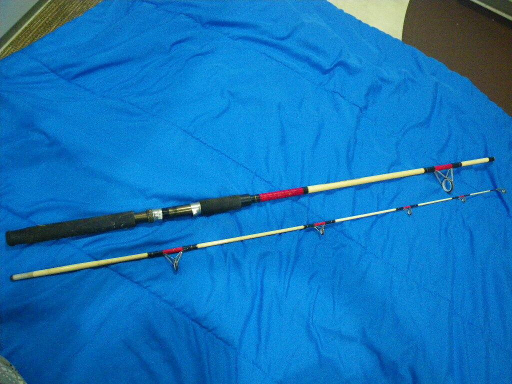 Striker 070 FG-WHT Spinning Rod   after-sale protection