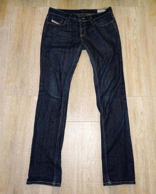 1f637056 Diesel Women's Liv Stretch Jeans 30/32 Wash 0086c for sale online   eBay