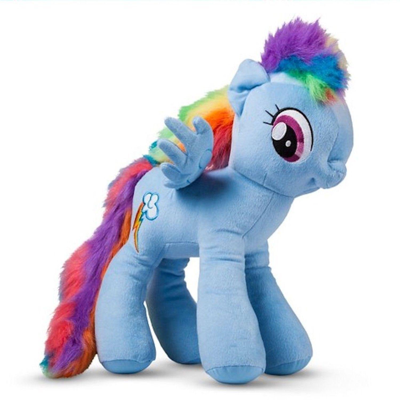 My Little Pony Rainbow Dash Large Cuddle Buddy Pillow 19
