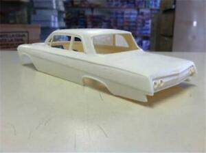 SMH Resins 69 Cuda Coupe resin body